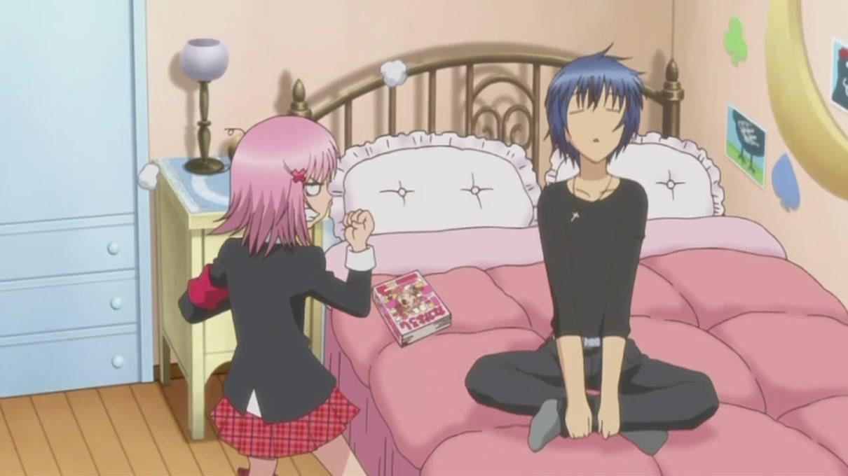 Anime Guys Images Ikuto Tsukiyomi Shugo Chara Episode 77