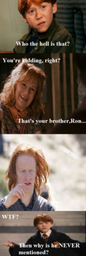 It's Your Brother Ron