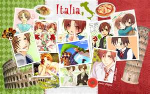 Hetalia wallpaper called Italy Pictures~!