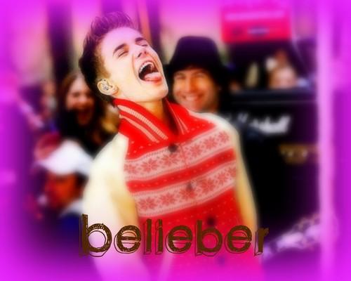 JB wallpaper♥