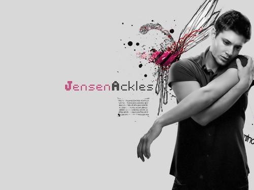 JensenAckles!