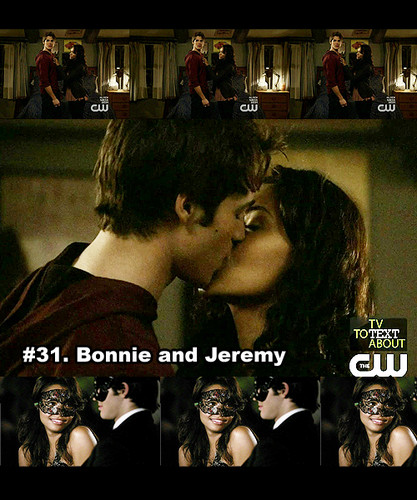 Jeremy and Bonnie! ♥ - jeremy-and-bonnie Fan Art
