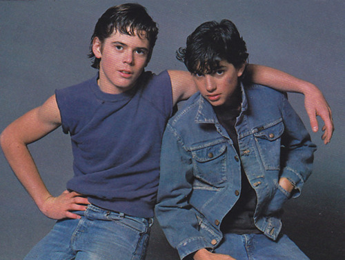 The Outsiders achtergrond entitled Johnny n Pony:)