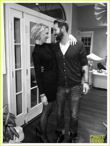 Katherine Heigl: Birthday bữa tối, bữa ăn tối with Josh Kelley!