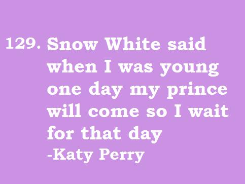 Katy Lyrics