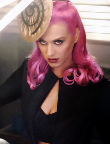 Katy Perry Instyle PhotoShoot 2011