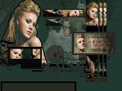 Kelly Clarkson wallpaper containing anime called KellyClarkson!
