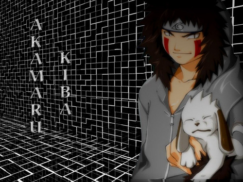Kiba Inuzuka(The Last) Minimalist Wallpaper by douglaaz on DeviantArt