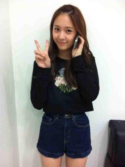 Krystal - Jung Sisters Photo (27057187) - Fanpop F(x) Electric Shock Krystal