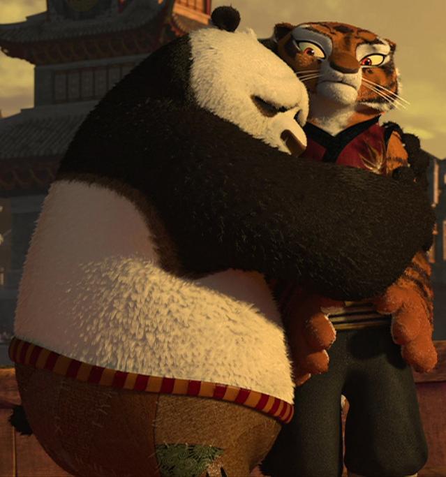 Panda Anime Pictures Animation Kung fu Panda 2