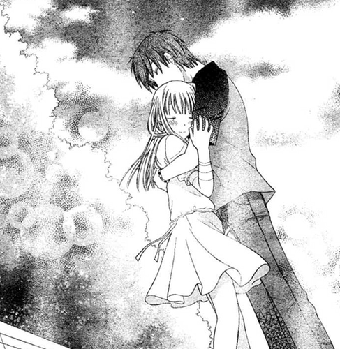 Kyo and Tohru