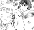 fruits-basket - Kyo and Tohru screencap