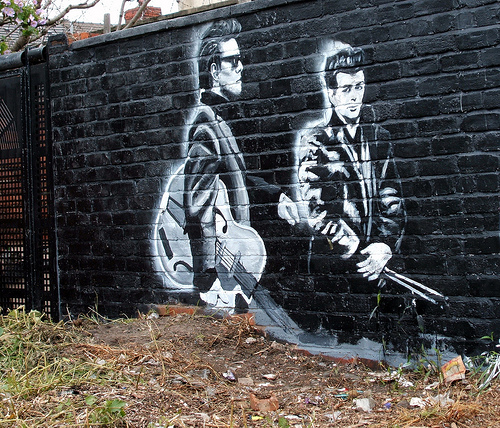 LIVERPOOL MURAL PROJECT~STU AND PETE.