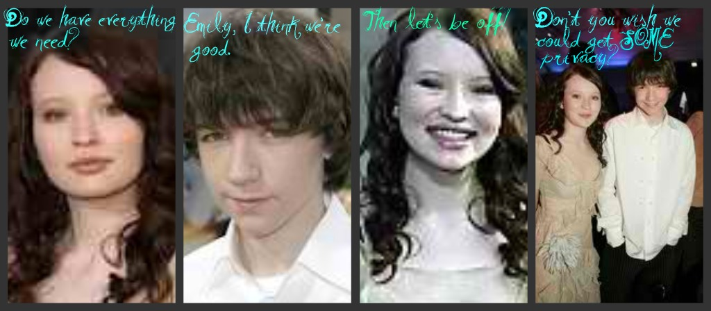 Liam Aiken And Emily Browning Liam Aiken And Emily Browning Fan