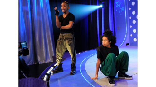 Mindless Behavior wallpaper probably with a hoover called MB !