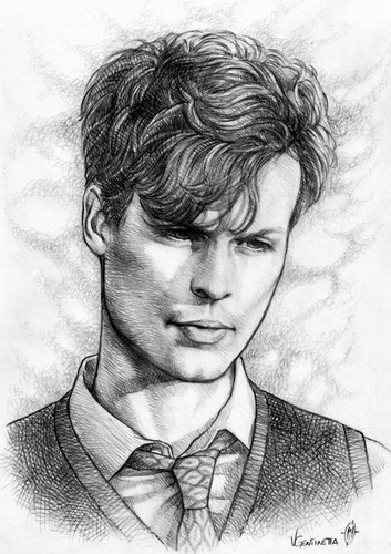 MGG Drawing - criminal-minds Fan Art