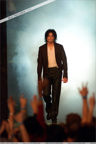 MICHAEL! ^_^