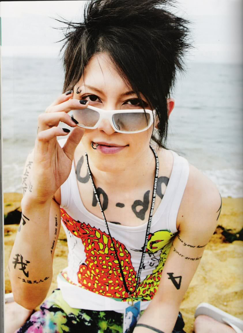 MIYAVI - Miyavi 雅 Photo (27082137) - Fanpop fanclubs