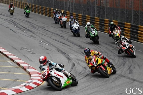 MOTORCYCLE RACE - motorcycles Photo