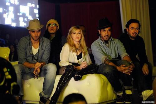 Madonna @ The Roseland Ballroom - NYC - DANCE4MADONNA