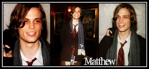 Matthew - matthew-gray-gubler Fan Art