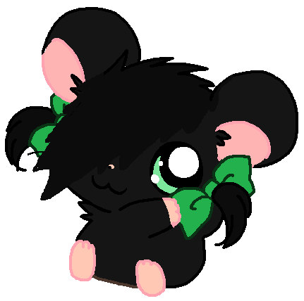 Fans of PoM Hintergrund entitled Me as a hamtaro hamster