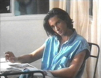 """Michael Easton in """"Shadow Of A Stranger"""""""