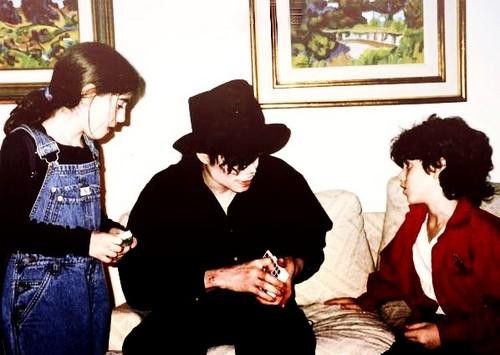 Michael With The Cascio's