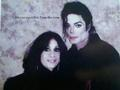 Michael With The Cascios - michael-jackson photo