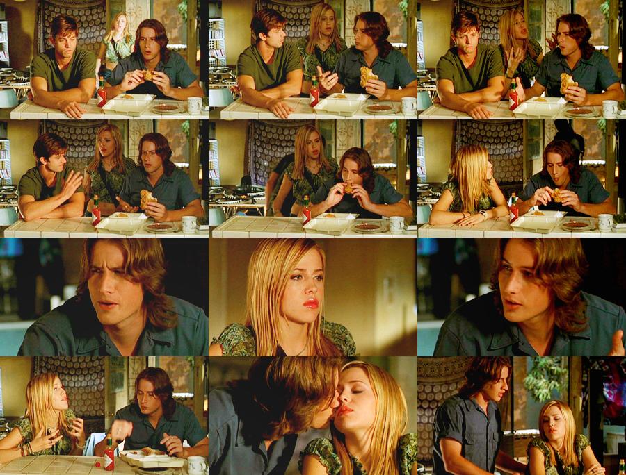 Michael and Maria scenes