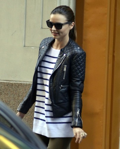 Miranda Kerr Spotted Out And About In New York