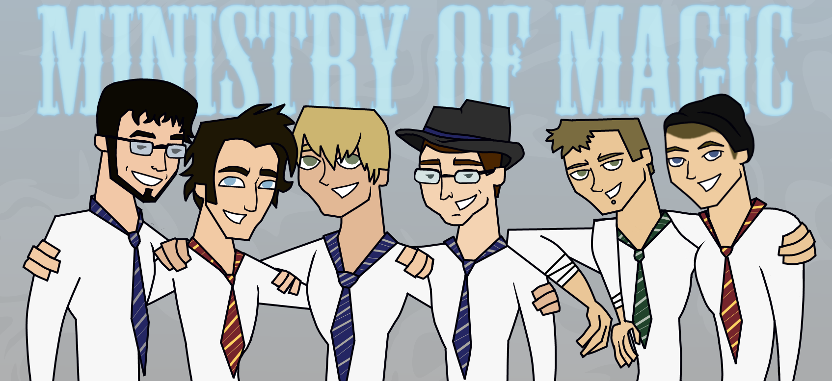 MoM-Total Drama style
