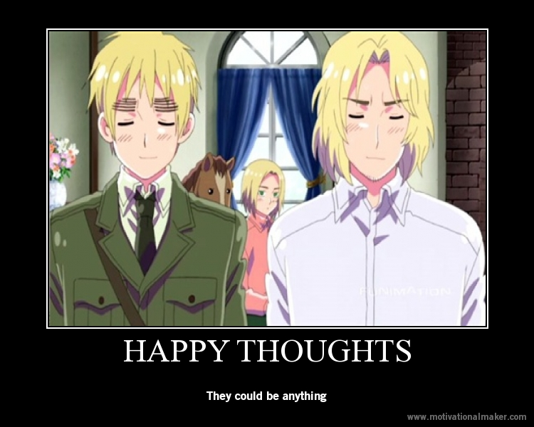 Aaepicness my hetalia motivational posters