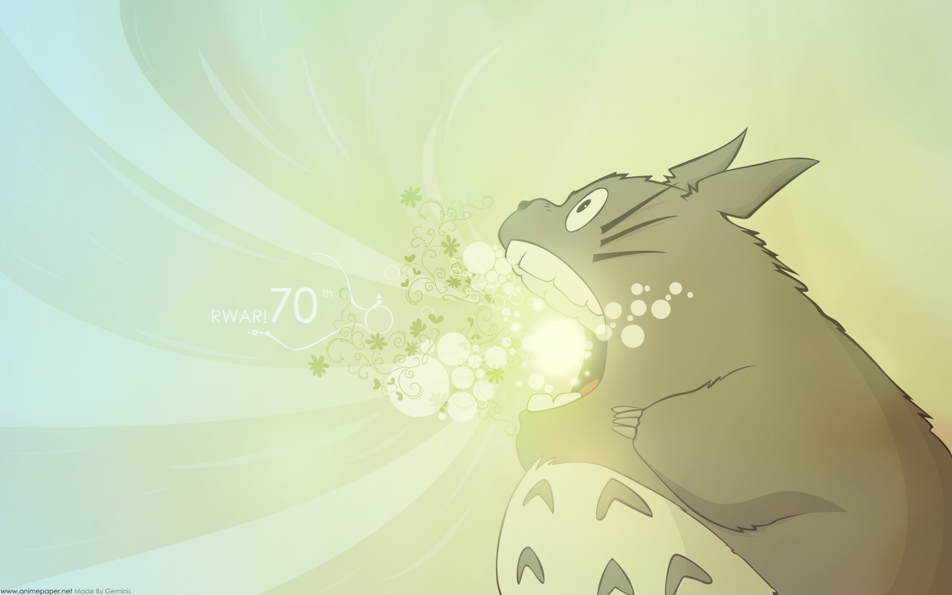My Neighbor Totoro - Studio Ghibli Wallpaper (27066030 ...
