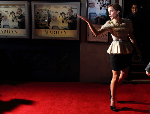 My Week With Marilyn - 伦敦 Premiere 20.11.11