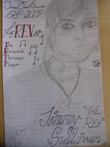 My picture of The Rev