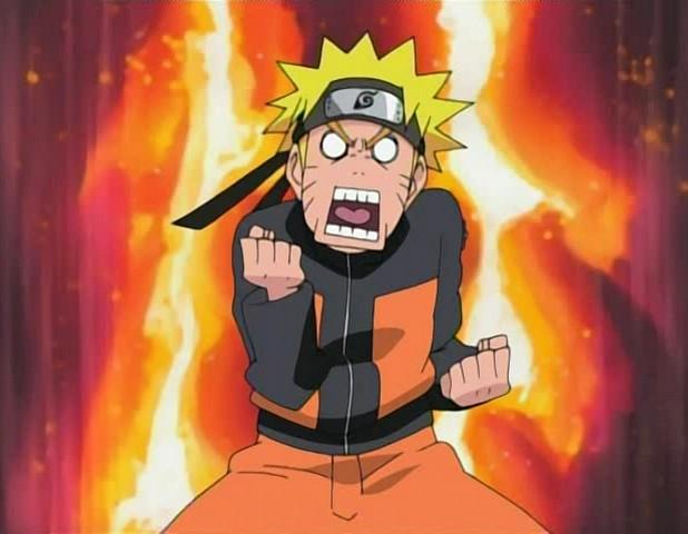 Naruto Uzumaki : Junko Takeuchi (voice)