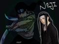 Neji - neji-hyuga wallpaper