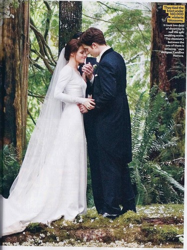 New Breaking Dawn stills! [People magazine]