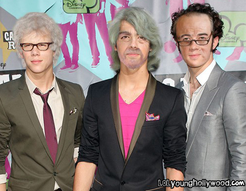 Old Jonas Brothers