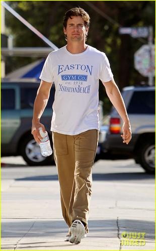 Olivia Munn: Matt Bomer Can Really Shake It!