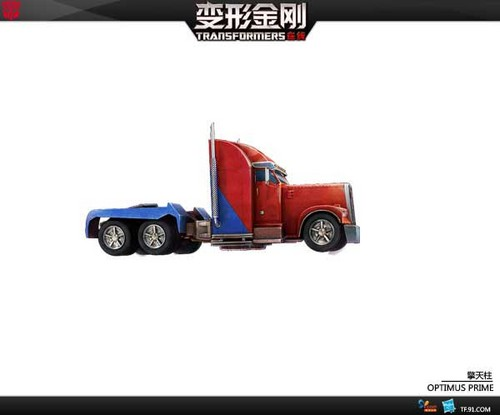 Optimus Prime wallpaper probably with a flatbed, lastra piana and a tow truck titled Optimus Prime