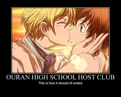 Ouran High School Host...