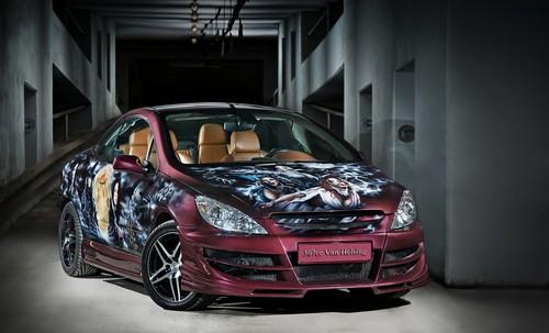 Peugeot 307 CC TUNING