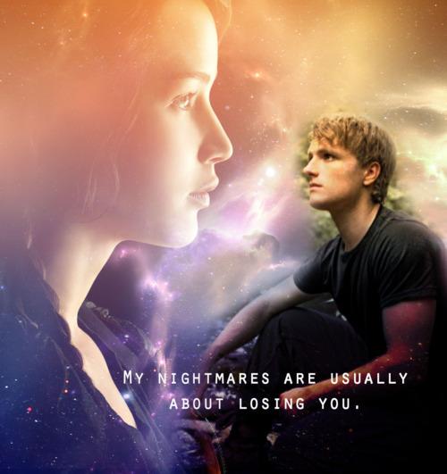 Peeta Mellark Peeta & Katniss