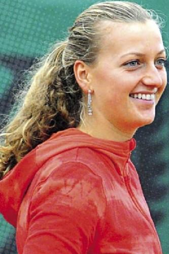Petra Kvitova चोटी, शीर्ष