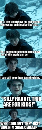 Poor Potter