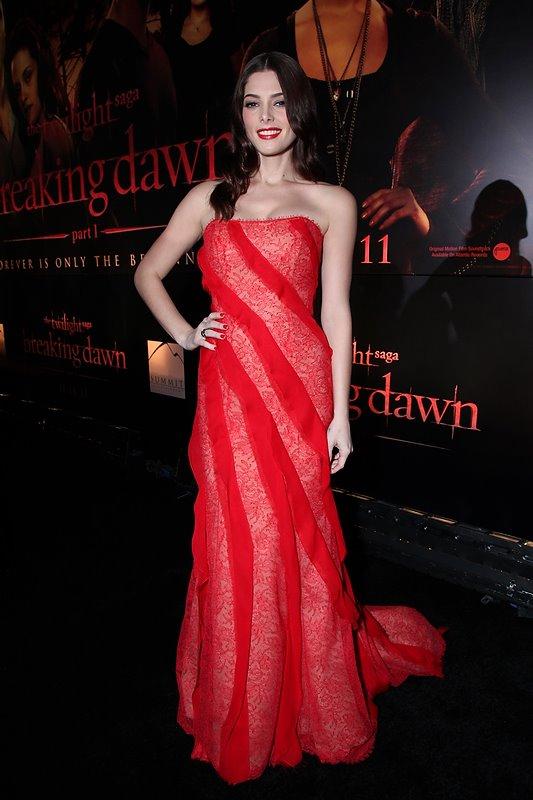 Premiere de Breaking Dawn Part 1 en Los Angeles