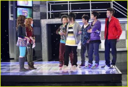 Quest Crew images Quest Crew on Shake It Up wallpaper and ...