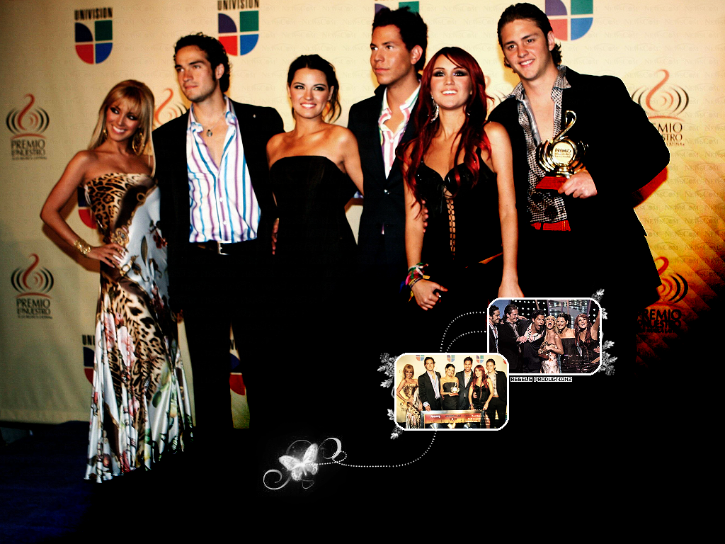 RBD (Rebelde) images R.B.D HD wallpaper and background photos (27042879)
